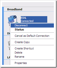 PPPoE dial up1
